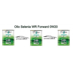 3L Olio Selenia WR Forward...