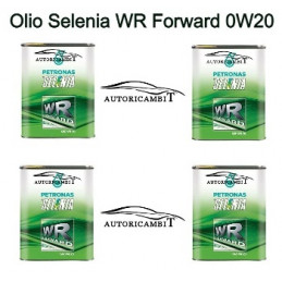 4L Olio Selenia WR Forward...