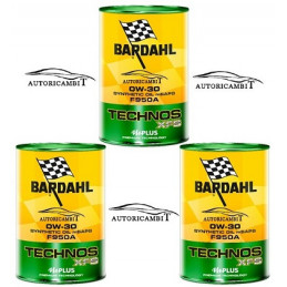 copy of Olio Bardahl...
