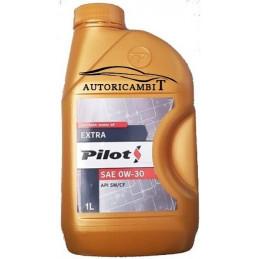 Olio Motore Pilot 0W30