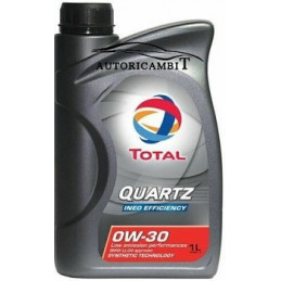 copy of Olio Total Quartz 0W30