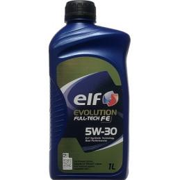 Olio Elf Evolution 5W30