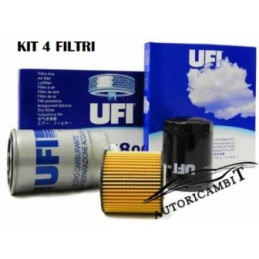 Kit Filtri UFI Fiat Panda...