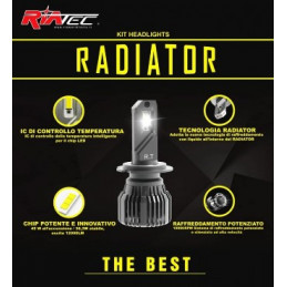 Kit Led Radiator H7-H18...
