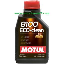 OLIO MOTUL 8100 ECO-CLEAN...