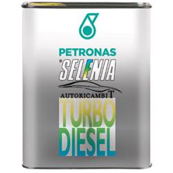 Olio Selenia Turbo Diesel...